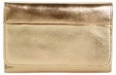 Hobo Women's 'Jill' Trifold Wallet - Beige