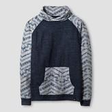 Burnside Boys' Cowl Neck Sweatshirt - Navy
