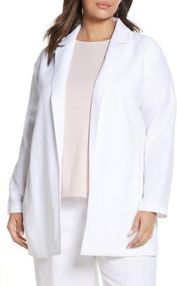 Eileen Fisher Notch Collar Blazer