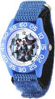Marvel Avengers Boys Blue Strap Watch