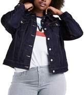 Levi's Levis Plus Size Denim Trucker Jacket