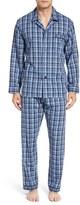 Majestic International Men's 'Carmine' Cotton Blend Pajamas