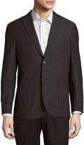 Michael Bastian Regular-Fit Wool & Cotton Jacket