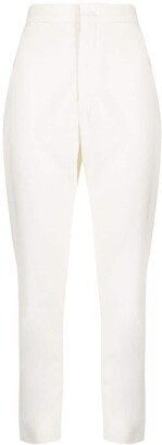 Isabel Marant Sikino tie-cuff trousers