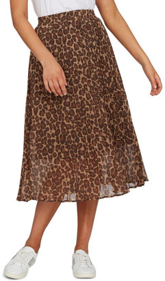 French Connection Pleated Skirt