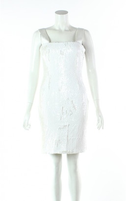 Galvan White Denim - Jeans Dresses