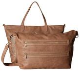 Gabriella Rocha Rhiannon 2-in-1 Boho Tote with Inside Bag