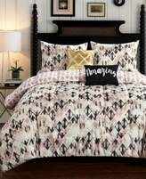 Idea Nuova IdeaNuova CLOSEOUT! Aubree Diamond 4-Pc. Twin/Twin XL Comforter Set