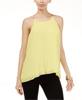 Thalia Sodi Pleated Top, Only at Macy's