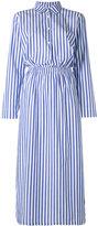 Barena striped shirt dress - women - Cotton - 40