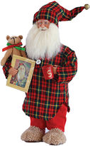 Asstd National Brand 15 Old Fashion Toy Delivery Santa