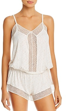 Eberjey Sweet Heart Dreamer Romper - 100% Exclusive