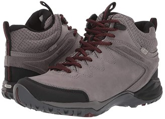Merrell Siren Traveller Q2 Mid Waterproof (Steel) Women's Hiking Boots