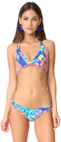 Maaji Melodious Collage Bikini Top