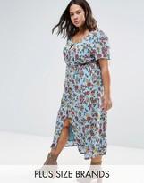 Alice & You Button Through Tea Dress