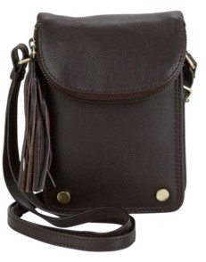 Hadaki Genuine Leather Mobile Xbody Crossbody