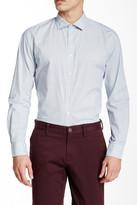 Ganesh Deco Print Long Sleeve Slim Fit Shirt