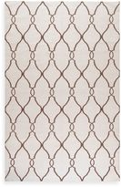 Surya Afton Rug in Ivory/Golden Brown