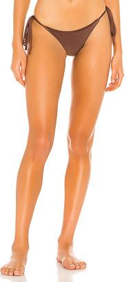 Frankie's Bikinis Frankies Bikinis X REVOLVE Sky Bottom