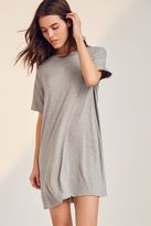 Silence & Noise Silence + Noise Boxy T-Shirt Dress