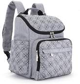 YuHan Oxford Baby Backpack Diaper Bag Diaper Pad Insulation Bag Fit Stroller