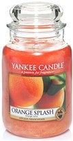 Yankee Candle Large Jar Candle, Orange Splash