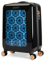 Ted Baker Small Blue Beauty Suitcase - Black