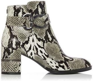 Moda In Pelle Loona medium smart short boots