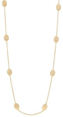 Marco Bicego Siviglia18K Yellow Gold Station Necklace