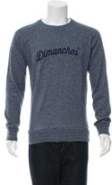Commune De Paris Dmanches Pullover Sweater