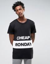 Cheap Monday Standard Block Logo T-shirt