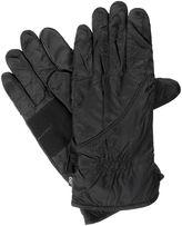 Isotoner Packable Ski Gloves