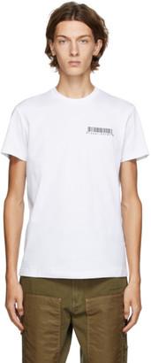 Diesel White T-Diegos X67 T-Shirt