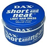 Dax Short and Neat Light Hair Dress (99g) by