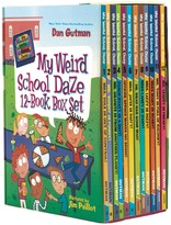 Harper Collins My Weird School Daze 12-Book Box Set