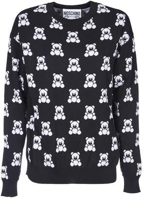 Moschino Teddy Bear Woman Pullover