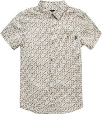 O'Neill Tame Short Sleeve Button-Up Shirt
