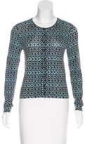 Diane von Furstenberg Wool Knit Cardigan