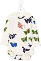 Mini Rodini butterfly print body
