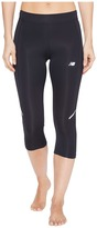 New Balance Accelerate Capris Women's Capri