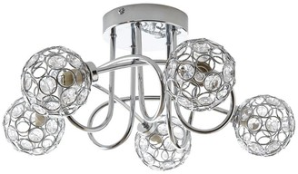 Very Darlington 5-Arm Ceiling Light