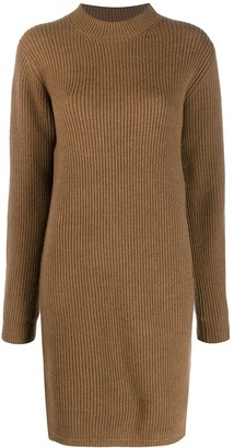 Acne Studios ribbed knit dress