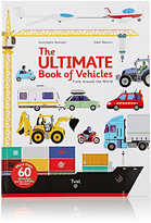 Chronicle Books The Ultimate Book Of Vehicles: From Around The World