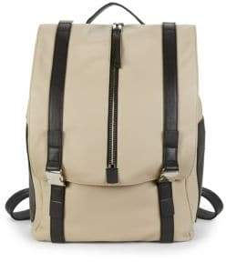 Giuseppe Zanotti Classic Leather Backpack