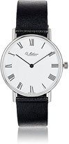 Ole Mathiesen Men's Round-Faced Watch