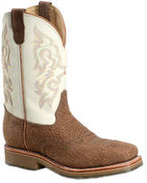 """Men's Double H 11"""" Wide Square Safety Toe Roper DH5415"""""""