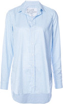 Frank And Eileen checked shirt - women - Cotton - L