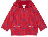 Gucci Baby bees stars nylon jacket