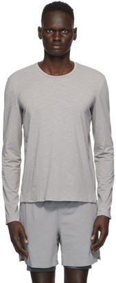 JACQUES Grey L-Sleeve T-Shirt