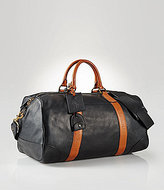 Polo Ralph Lauren Leather Duffel Bag